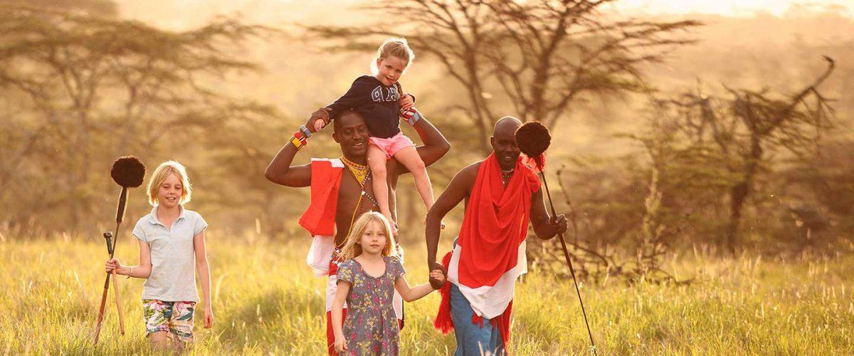 8 Days Family Safari in Tanzania